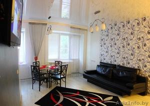 Квартира - студия на сутки в центре Лиды - Изображение #1, Объявление #1098519