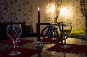 Квартира-студия СЕРЕБРО на сутки в центре - Изображение #1, Объявление #1173951