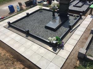 Благоустройство. Строительные работы на кладбище доступные цены - Изображение #2, Объявление #1710017