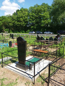 Благоустройство. Строительные работы на кладбище доступные цены - Изображение #8, Объявление #1710017