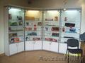 Продам стеклянные витрины-шкафы