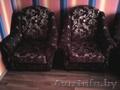 Мягкий уголок ( диван и два кресла)
