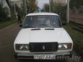 ВАЗ-2107 1992г выпуска