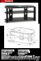 """A/V стойка для ЖК и плазмы до 50"""" ( Brateck K110ZB ) - Изображение #2, Объявление #902708"""
