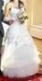 Свадебное платье-