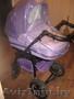 детская коляска Adamex Mars 2 в 1 - Изображение #4, Объявление #1035130