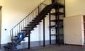 Лестницы металлические, Ограждения.Перила.